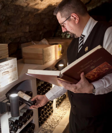 Un grand choix de vins - Grange de Condé