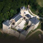 Le château de Malbrouck en Moselle