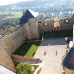 fêtes et réceptions au château de Malbrouck