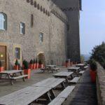 réceptions au château de Malbrouck
